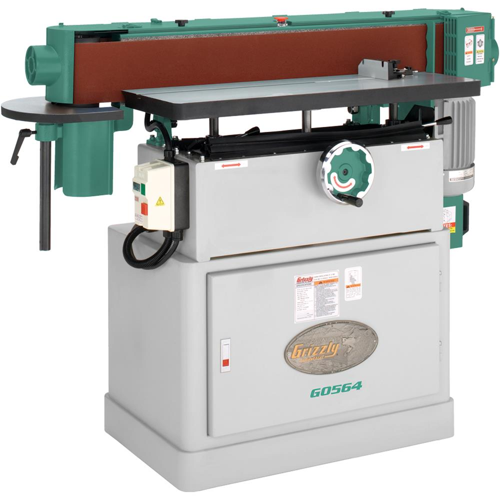 Grizzly G0564 Oscillating Edge Sander 3 HP