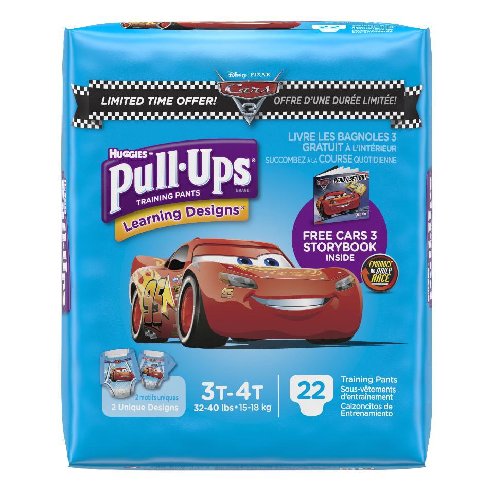 Pull-Ups Boys' Training Pants (Pack of 2)