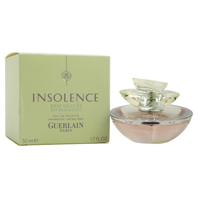 Insolence Eau Glacee by Guerlain for Women - 1.7 oz EDT Spray