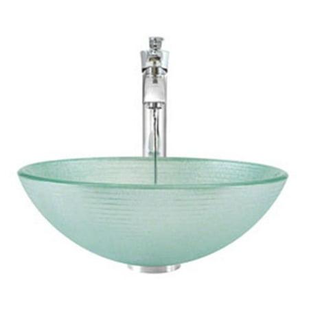 Polaris 636-726-C Chrome Bathroom 726 Vessel Faucet Ensemble - image 1 de 1