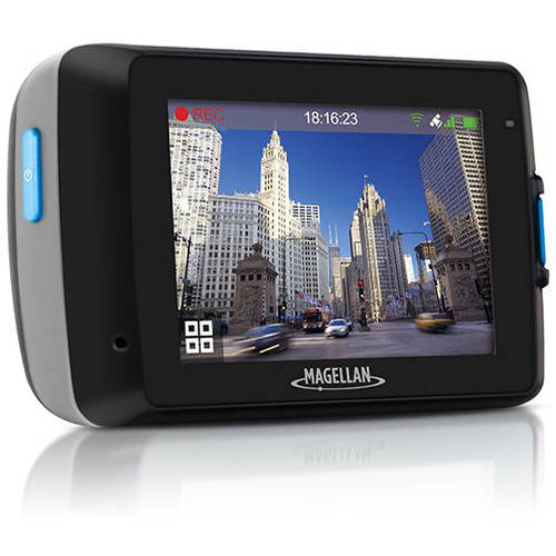 Magellan MV0658SGXXX MiVue 658 HD Dashcam with WiFi Upload