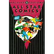 All Star Comics - Archives, Vol 01