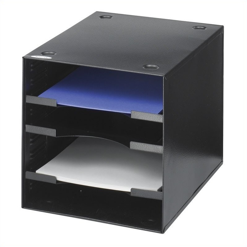 Scranton & Co Steel - 4 Compartment
