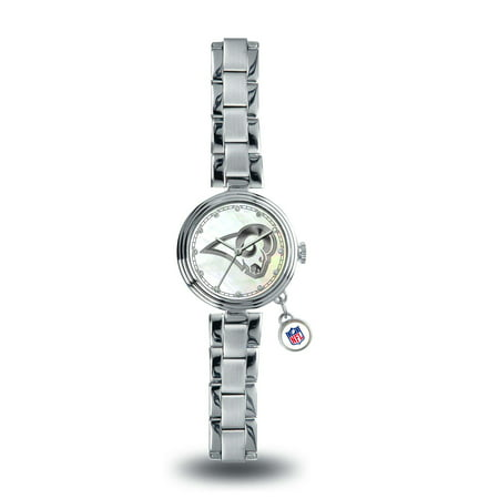 St. Louis Rams Official NFL Charm Watch by Sparo 779009 by