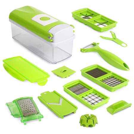 multipurpose nicer dicer plus cutting chopper quick slicing dicing peeler spiral for. Black Bedroom Furniture Sets. Home Design Ideas