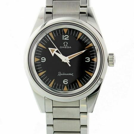 Omega Seamaster 220.10.3 Steel Watch (Certified Authentic & Warranty)
