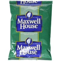 Maxwell House KRFGEN390390 Kraft Foods Decaffeinated 1.1-Ounce Coffee Packs (Pack of 42)