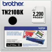 Brother Black Toner Print Cartridge (TN210BK)