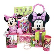 Childrens easter baskets 7 years old product image xoxo minnie easter gift baskets for kids with body stickers ideal easter gift baskets for girls negle Choice Image