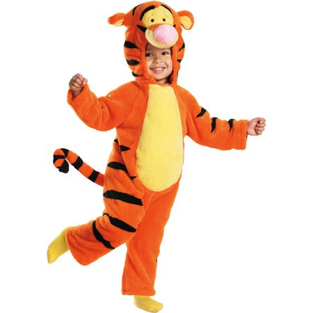 tigger deluxe plush infant halloween costume