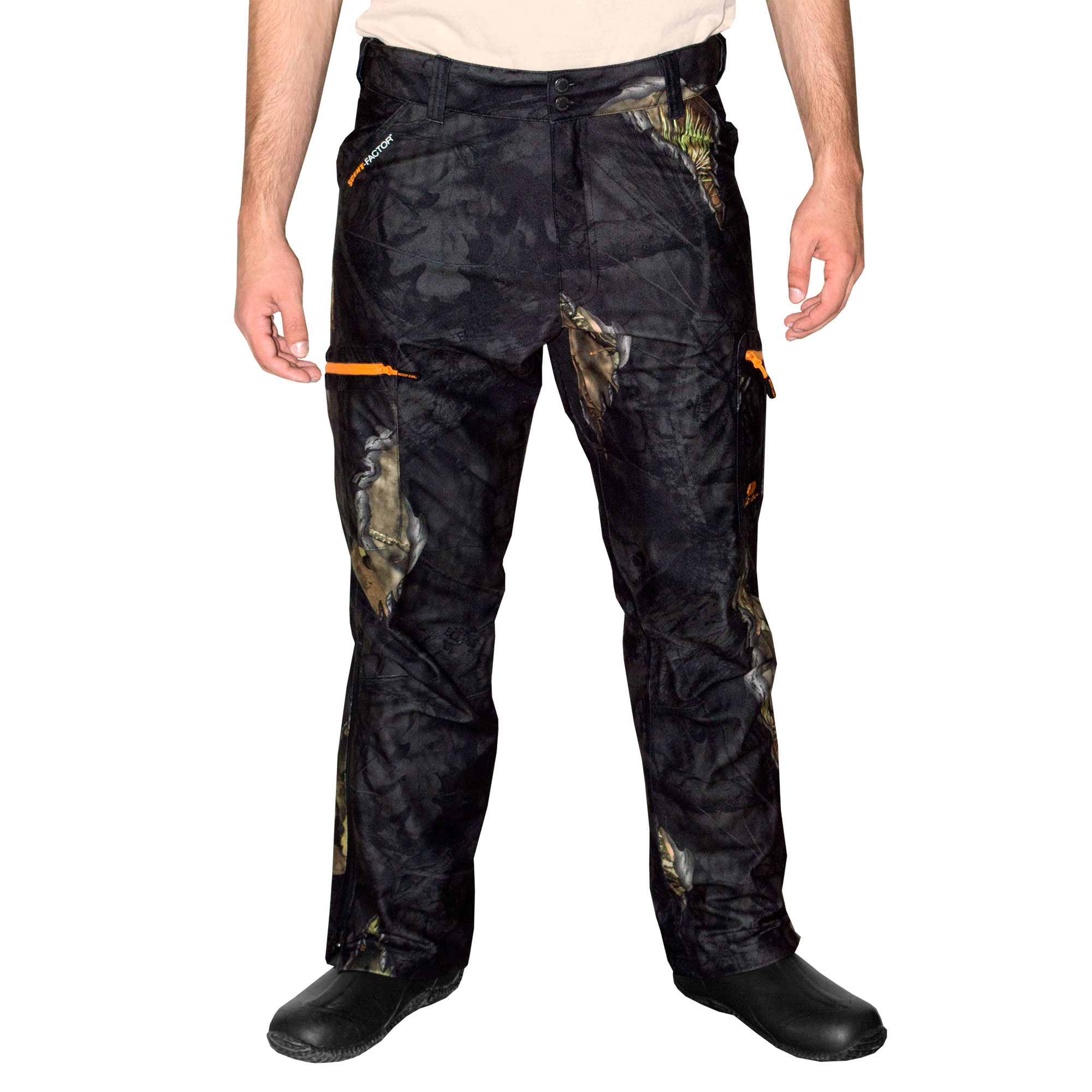 Men's Scent Control Pants - Mossy Oak Eclipse
