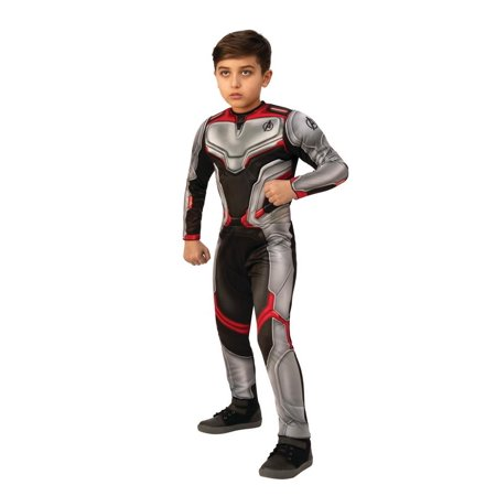 Team Usa Halloween Costumes (Rubies Avengers Endgame Team Suit Boys Halloween)