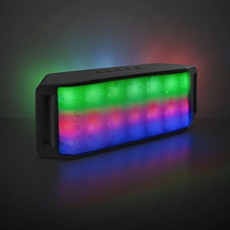 MVMT Velocity X-3 Portable Wireless Bluetooth LED Light Up ...