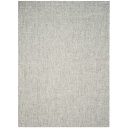 """Safavieh Courtyard 2'3"""" X 12' Power Loomed Rug in Gray and Turquoise - image 6 de 8"""