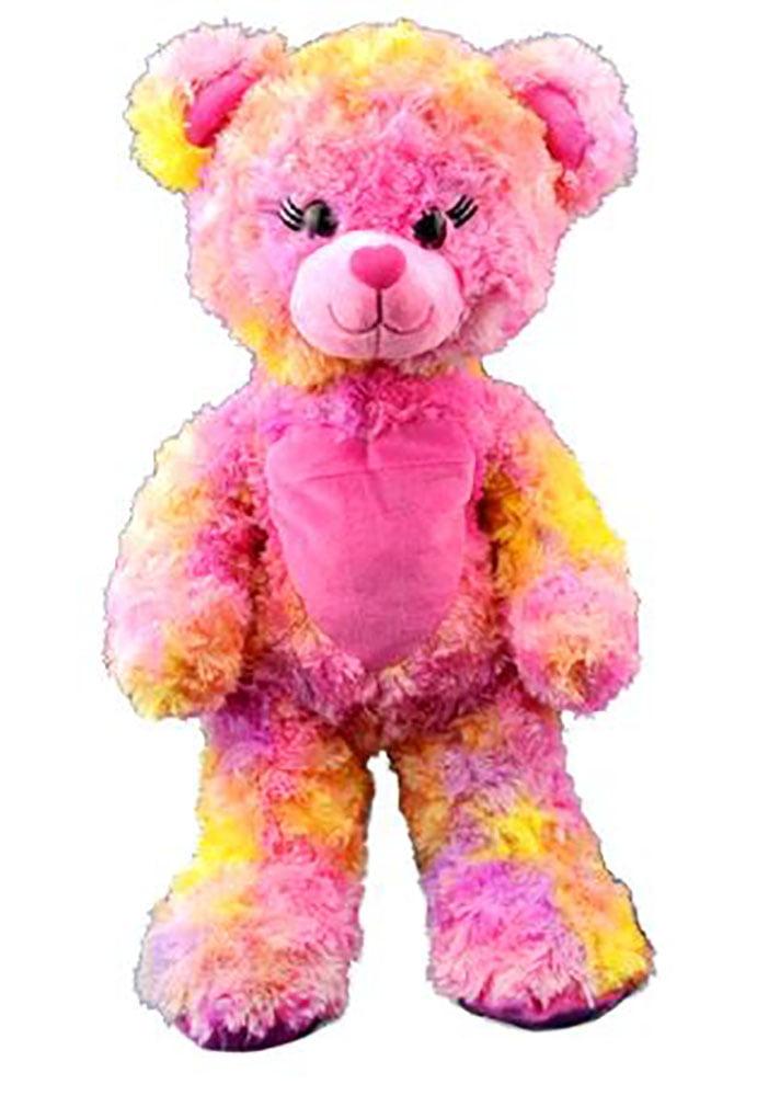 Recordable Teddy Bear Walmart, Record Your Own Plush 16 Inch Stuffed Shortcake The Bear Ready To Love In A Few Easy Walmart Com Walmart Com