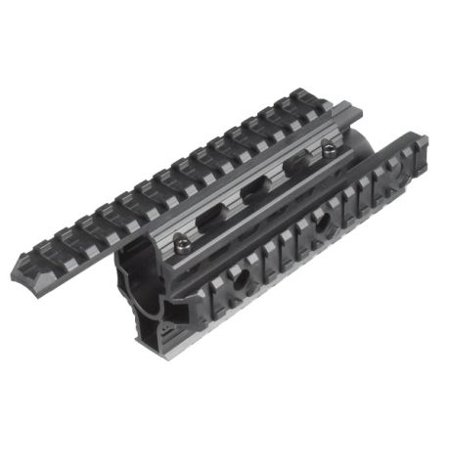 Leapers UTG PRO AMD-65 Tactical Quad Rail System (Utg Saiga 12 Tactical Quad Rail System)