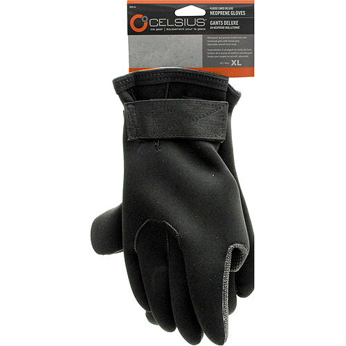 South Bend Neoprene Fishing Gloves Large Brand New