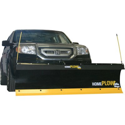 "6'8"" Length/22"" Height Electric Lift with Wireless Control and Auto Angle Home Plow"