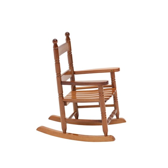 Peachy Jack Post Childrens Rocker In Natural Walmart Com Pabps2019 Chair Design Images Pabps2019Com