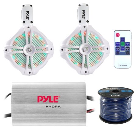 on 4 channel amp 2 speakers 1 sub wiring diagram pyle hydra