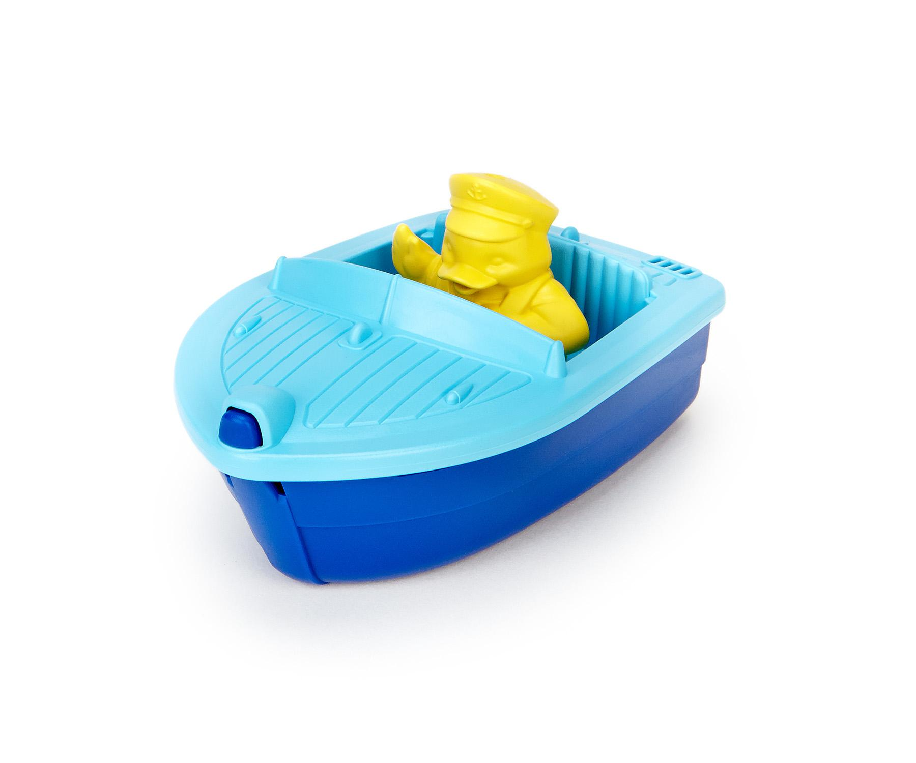 Launch Boat Blue (Other) by Green Toys Inc