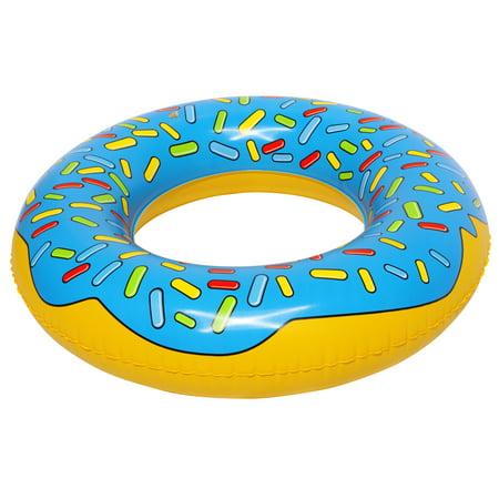 BLUEBERRY DONUT Pool Lounge](Doughnut Float)