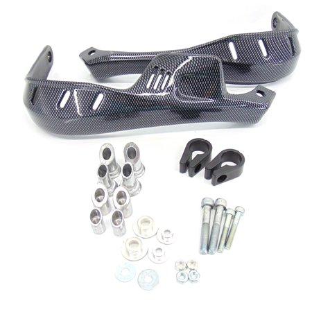 Carbon ATV Handguards 7/8