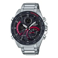 Casio Edifice Men's Solar-Powered Bluetooth Mobile Link Watch (ECB900DB-1ACF)