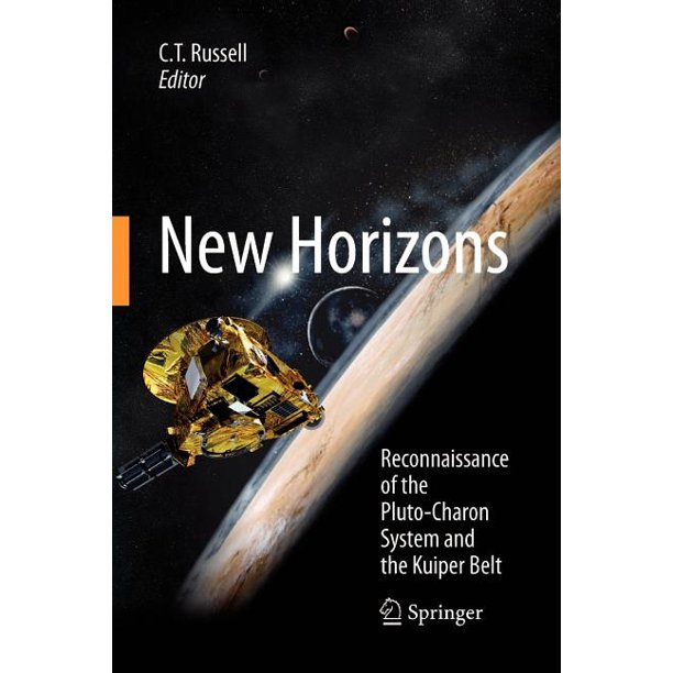 New Horizons: Reconnaissance of the Pluto-Charon System and the Kuiper Belt (Paperback)