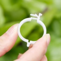 EcoStake Mini Plant Clips for Support Tomatoes, Peppers, Vine Plants and Flowers Tree,