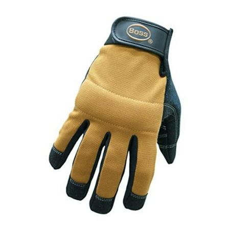 (X-Large All Purpose Mechanic Glove Boss Gloves 5206X 072874070984)