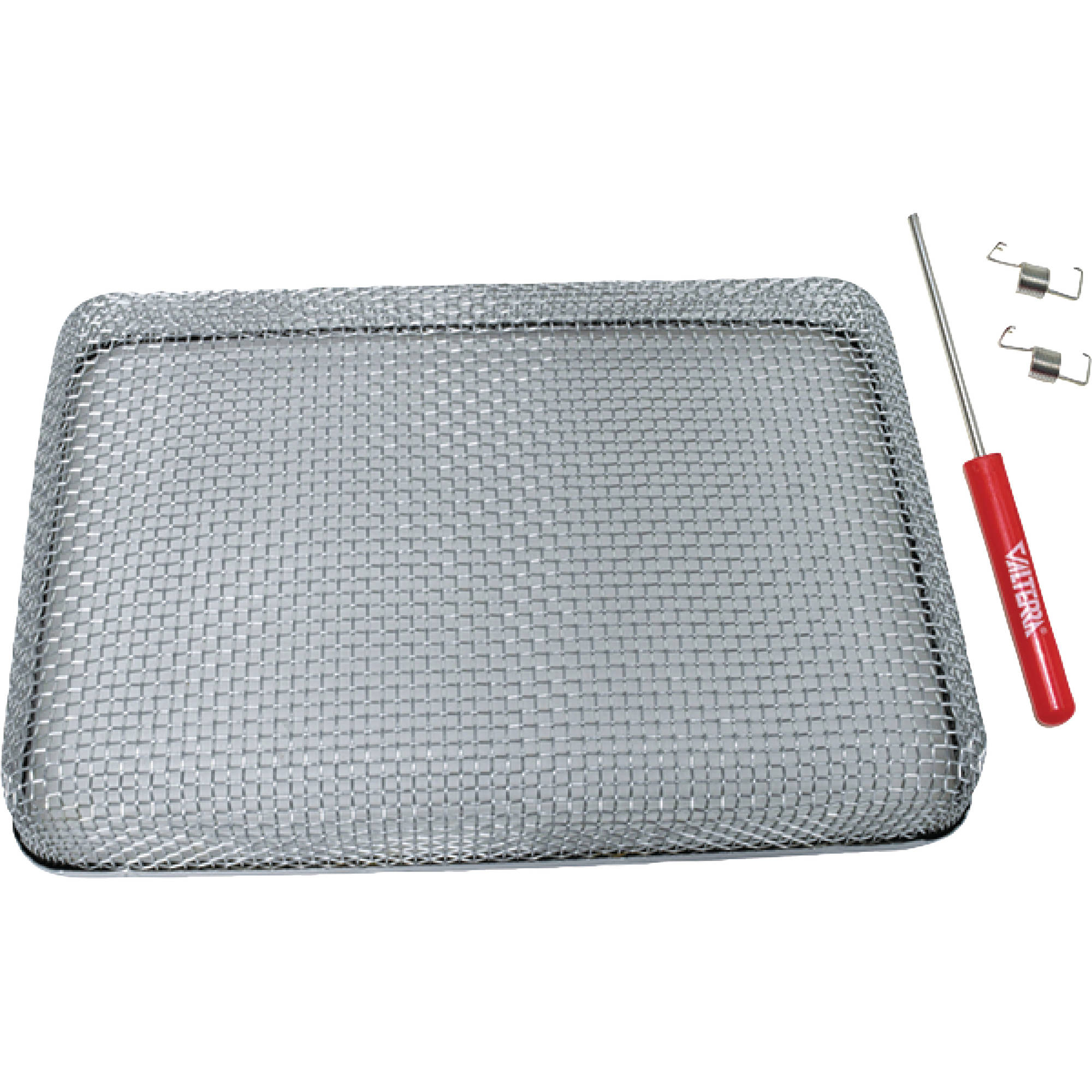 Valterra A10-1320VP Stainless Steel Bug Screen for RV Water Heater Vent & Fits Atwood 6 & 10 Gal & Suburban 6 Gal Models