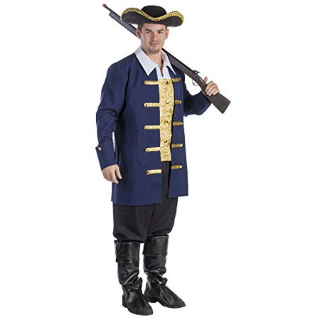 Halloween In Colonial America (Men's Colonial Aristocrat Costume - Size)