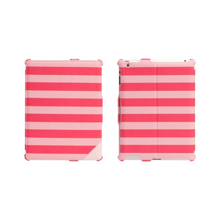 Griffin Griffin iPad 2,3,4 Folio, Cabana Journal Protective Case, Folio case plus workstand for iPad 2,3,4