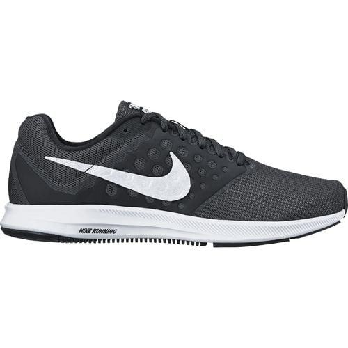 imagen Bloquear masculino  Nike - Nike DOWNSHIFTER 7 Mens Black White Athletic Running Shoes -  Walmart.com - Walmart.com