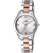 WATCH RADIANT STEEL PLATEADO/GRIS TWO TONE GOLD PINK WOMAN RA442203