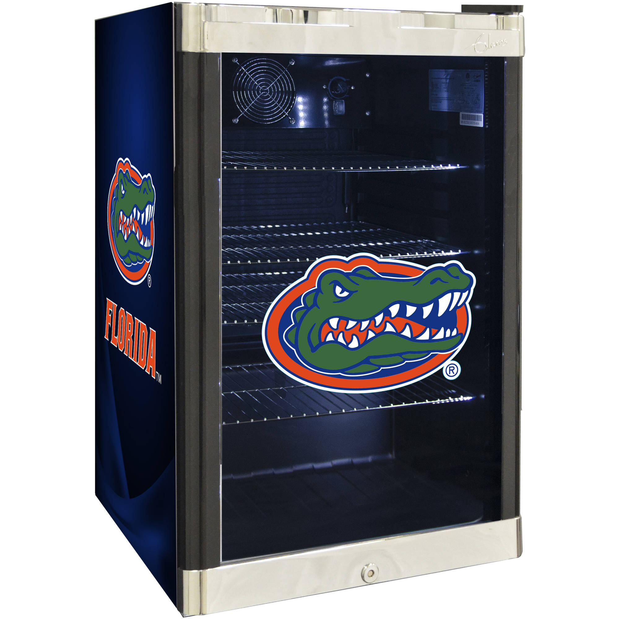 NCAA Refrigerated Beverage Center, 4.6 cu ft, University of Florida