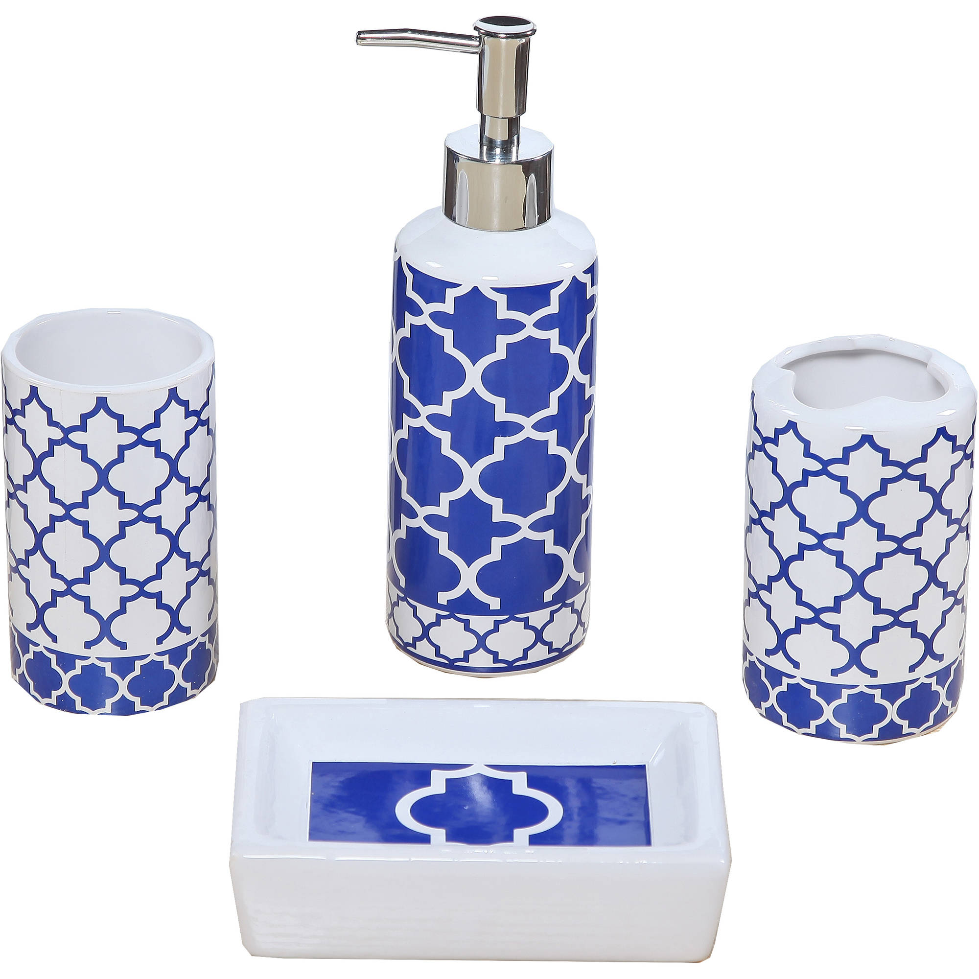 Blue and white bathroom accessories - Blue And White Bathroom Accessories 59
