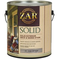 UGL ZAR 81213 1 gal Dark Tint Base Solid Color Deck Stain