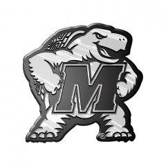 Maryland Terps NCAA Auto Emblem
