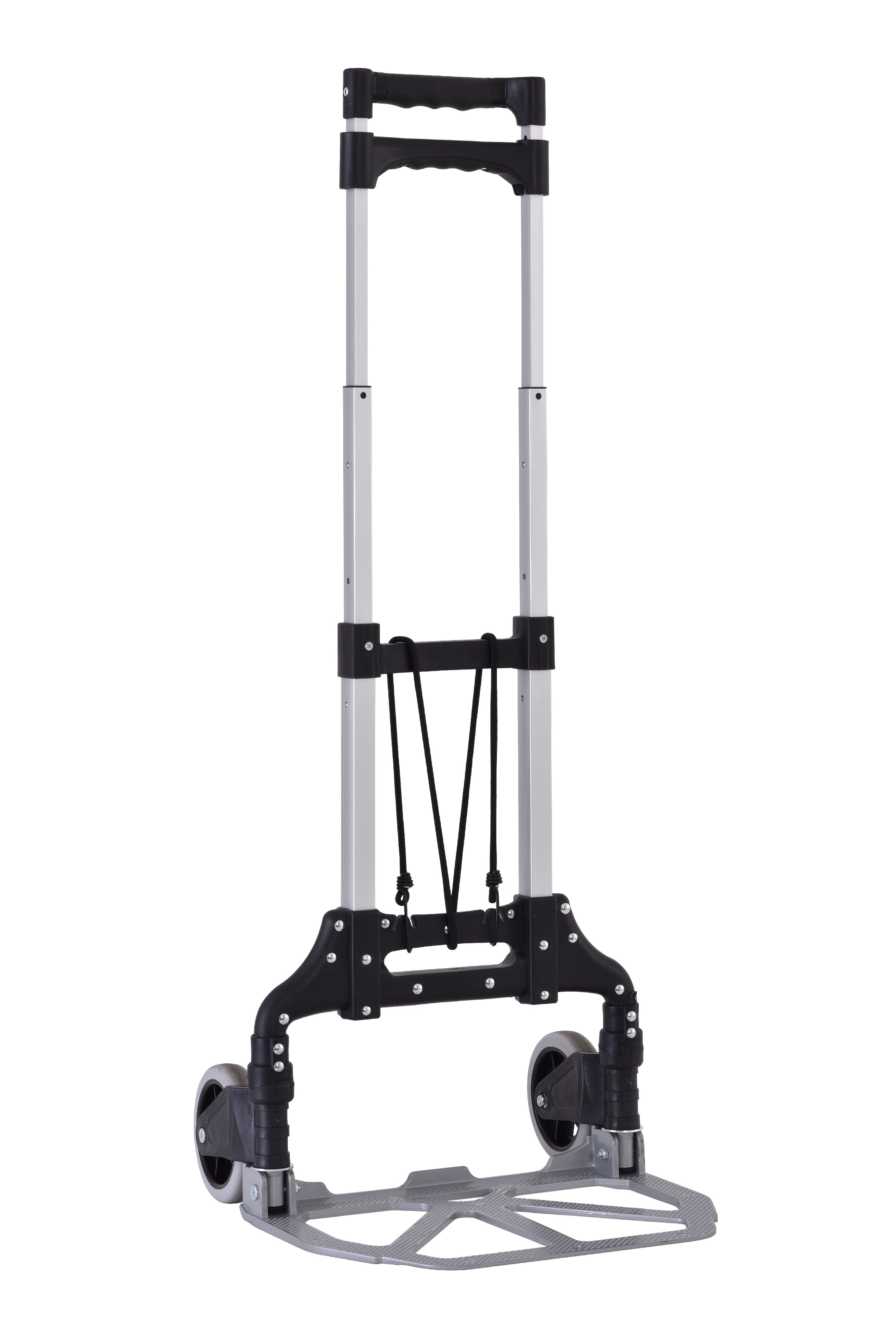 Folding Hand Truck Dolly, 120 lbs Capacity by Muscle Carts