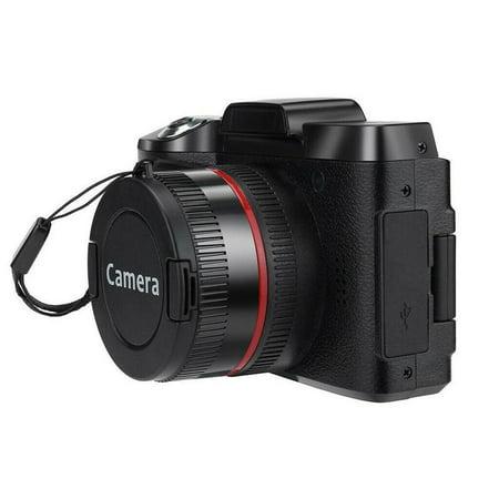 "Veecome 2.4"" LCD 16X Zoom Full HD 1080P Digital Camera Video Camcorder Vlogging Camera"