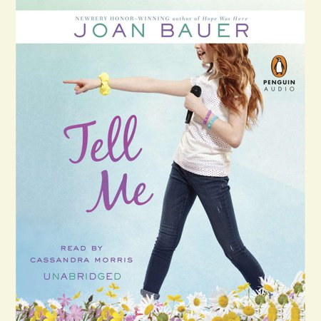 Tell Me - Audiobook
