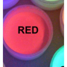 Red UV Reactive Daytime Invisible Neon (Uv Reactive Tube)