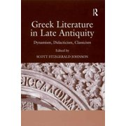 Greek Literature in Late Antiquity - eBook