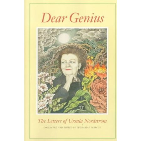 Dear Genius  The Letters Of Ursula Nordstrom
