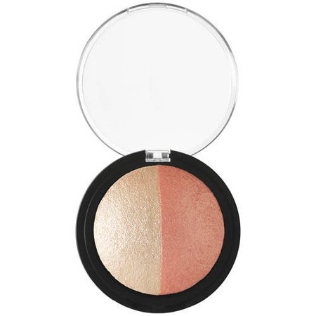 e.l.f. Baked Highlighter & Blush Rose Gold, .183 oz