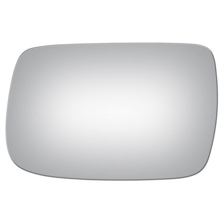 Burco 2916 Driver Side Replacement Mirror Glass for 2000-2004 Subaru