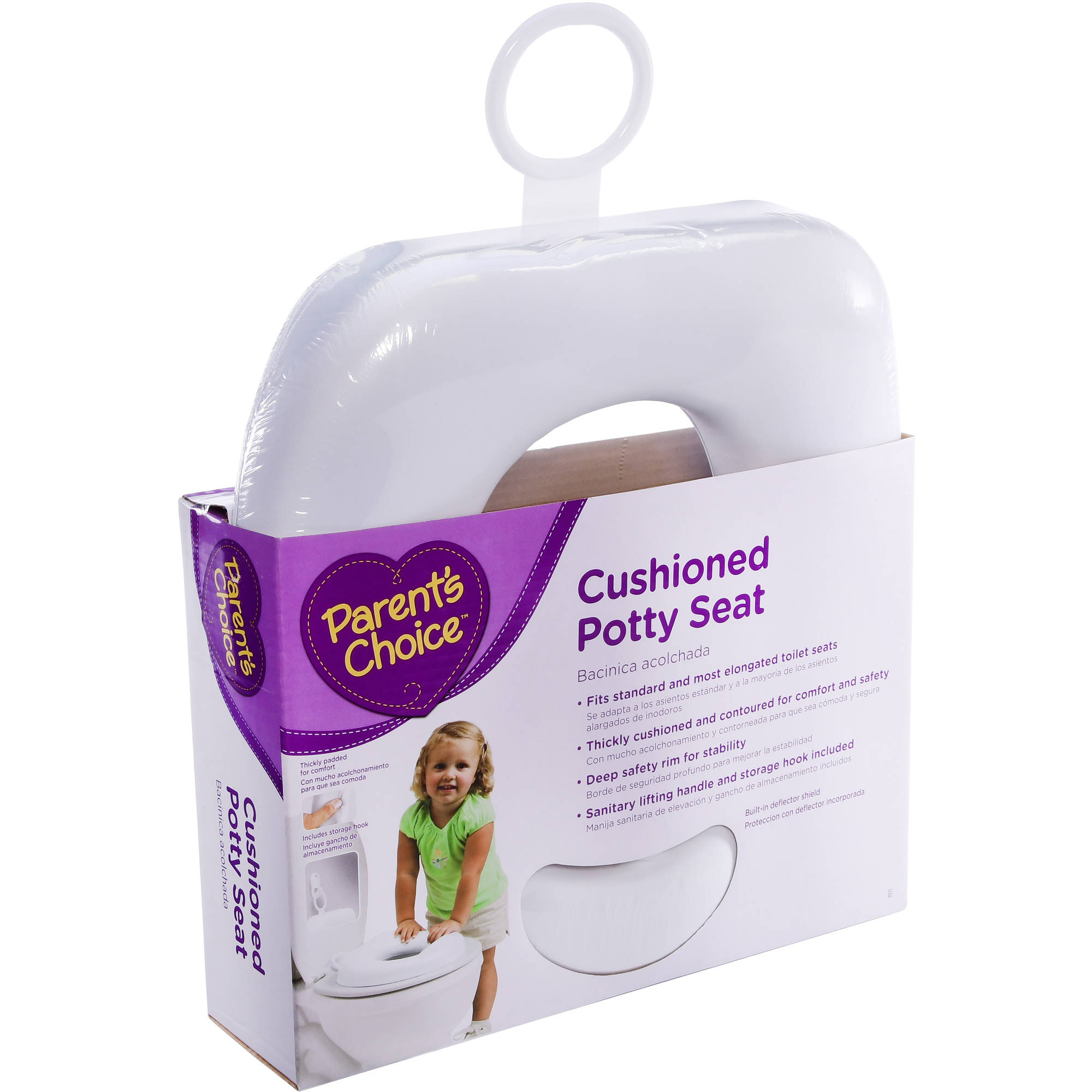 Parent's Choice Cushioned Potty Seat