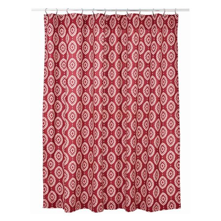 VHC Brands Paloma Shower Curtain